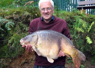 30lb Mirror Langmans