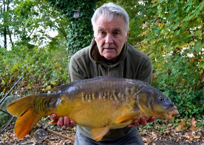 A Lovely Autumn Mirror