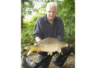 Ken with a nice carp
